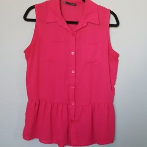 Maurice's top size large